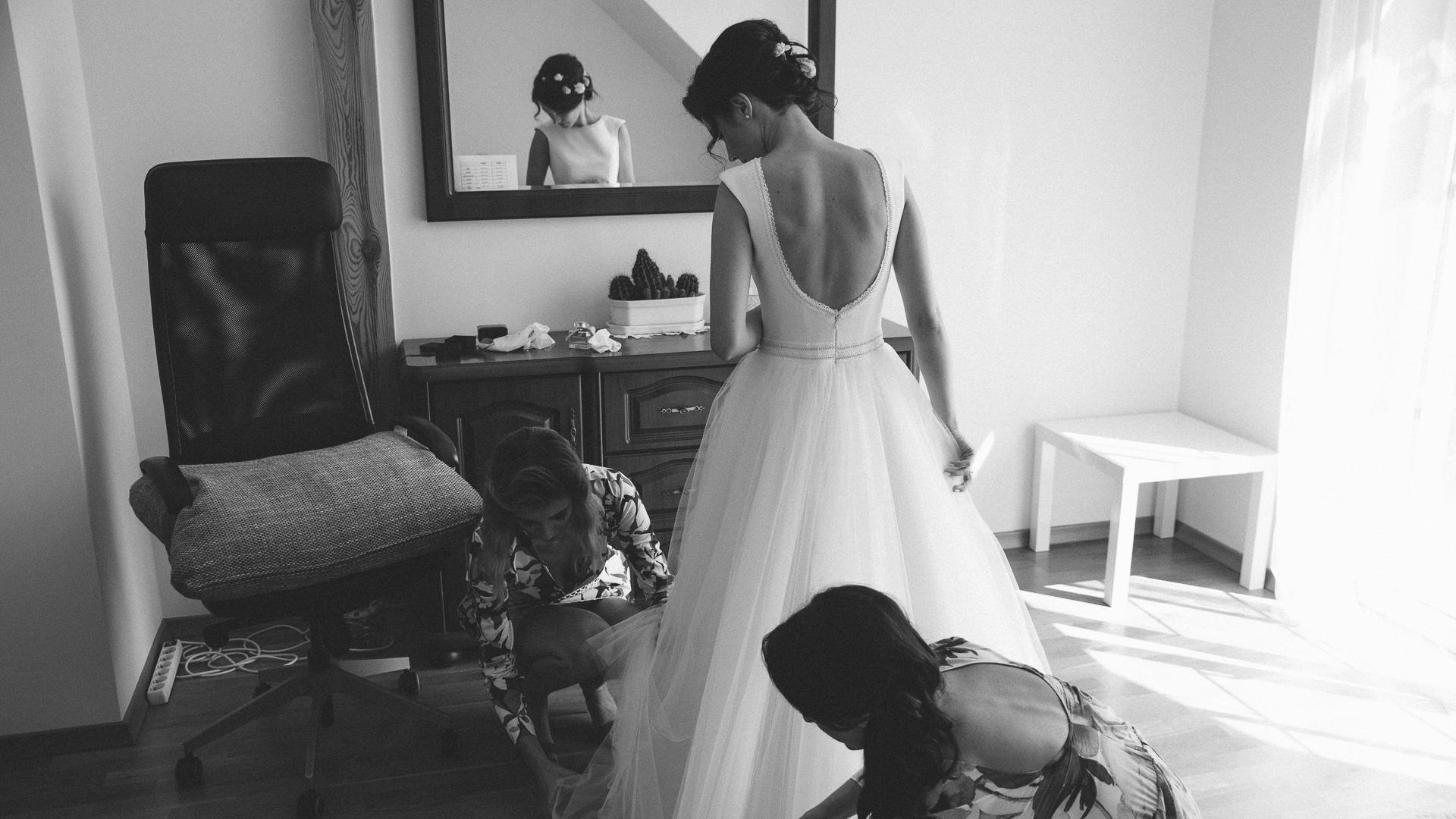 Reportaż ślubny – przygotowania